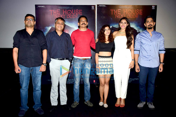 Trailer And Song Launch Of The Film U0027The House Next Dooru0027