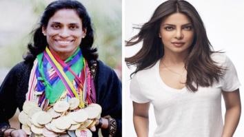Priyanka Chopra to star in PT Usha's biopic