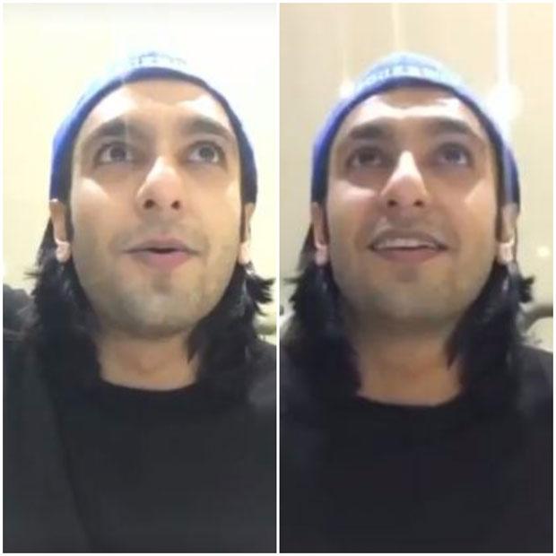 Ranveer Singh gets emotional watching insane response to Padmavati trailer