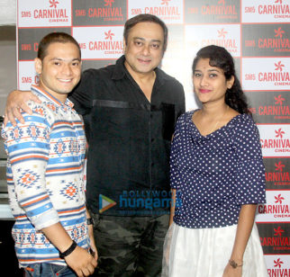 Sachin Khedekar charms his fans at SM5 Carnival Cinemas in Kalyan