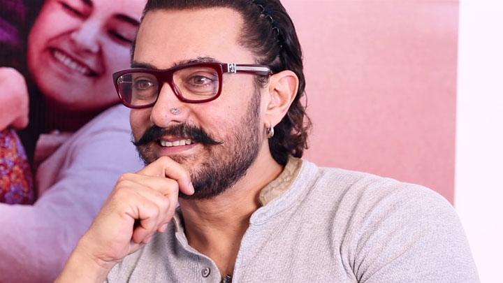 Secret Superstar song Sexy Baliye featuring Aamir Khan and Mika Singh