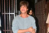 Shah Rukh Khan Spotted At Shankar Mahadevan's Recording Studio