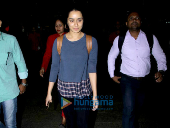 Sidharth Malhotra, Kriti Sanon, Huma Qureshi and others snapped at the airport
