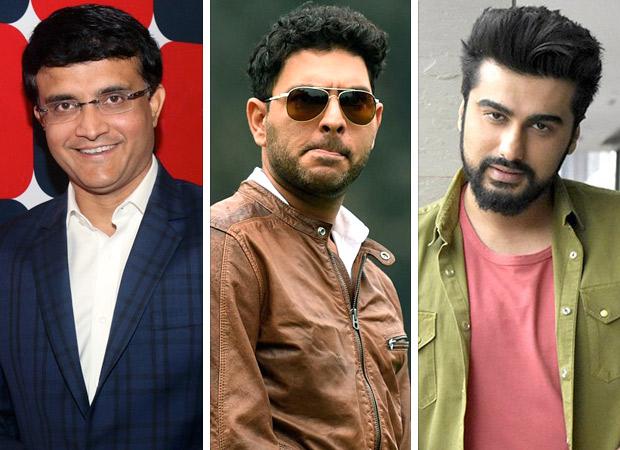 Here's why the lives of Sourav Ganguly, Yuvraj Singh interest Arjun Kapoor