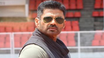 Suniel Shetty quits JP Dutta