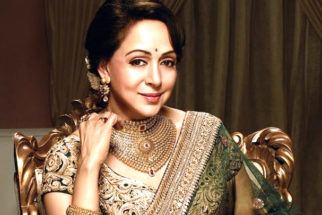 Check Out This Behind The Scenes Making Video Of Hema Malini's Photoshoot For 'Beyond The Dream Girl'
