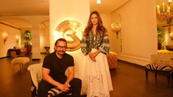 WOW! Aamir Khan visits Gauri Khan's store; calls it 'an amazing space'