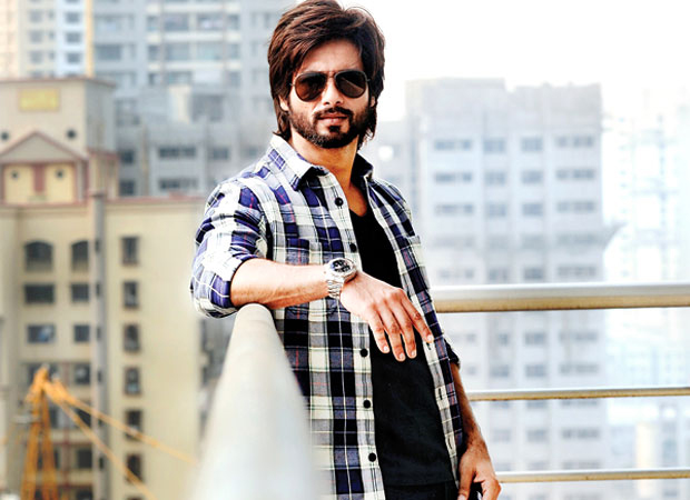 Shahid's next film on high power bills: Director