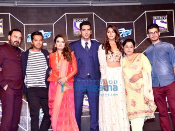 Zayed Khan, Vatsal Seth and others grace the launch of new TV serial Haasil
