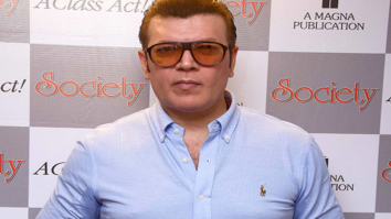 Aditya Pancholi launches latest issue of 'Society' magazine