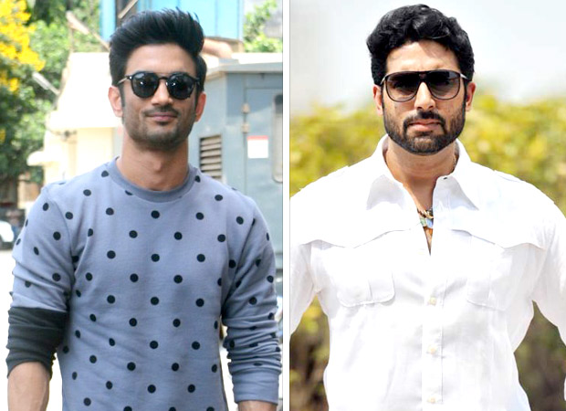 After Sushant Singh Rajput opts out, Abhishek Bachchan roped in for RAW