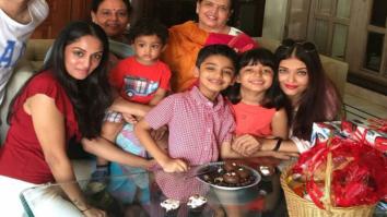 Aishwarya Rai Bachchan celebrates her nephew's birthday with Aaradhya and family!