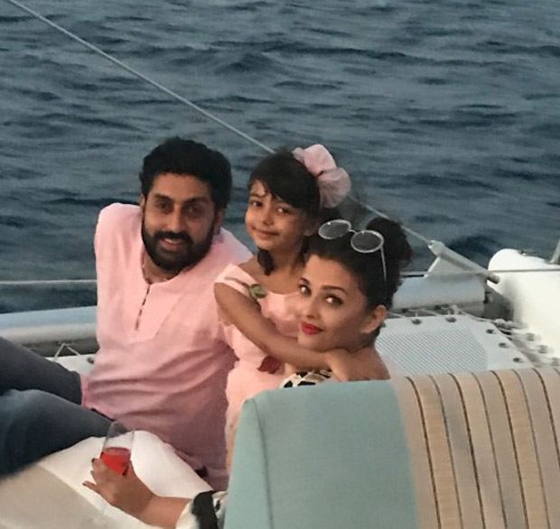 Aaradhya Bachchan celebrates birthday with family at posh Juhu restaurant