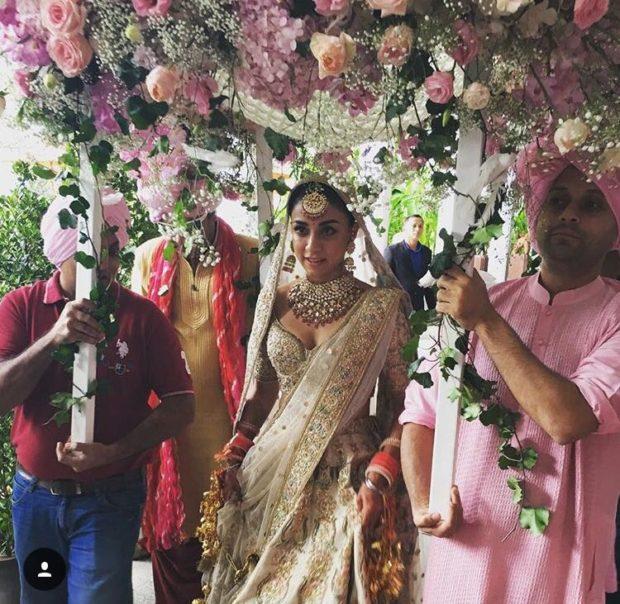 Amrita Puri's wedding in Bangkok (2)
