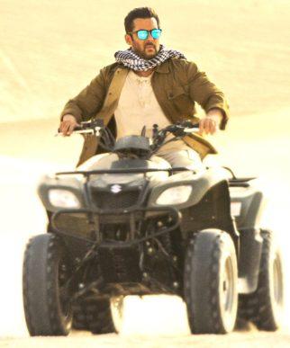 Behind The Scenes Salman Khan and Ali Abbas Zafar shooting for Tiger Zinda Hai featured