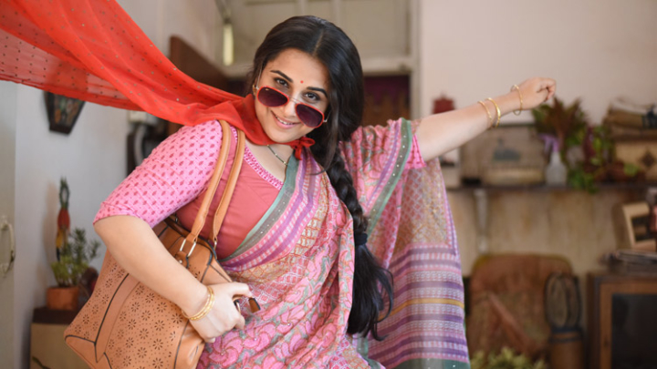 Check Out The Fantastic Behind The Scenes of 'Hawa Hawai 2.0' Song From 'Tumhari Sulu'11