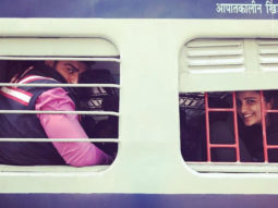 Check out Arjun Kapoor and Parineeti Chopra recreate Ishaqzaade train scene for Sandeep Aur Pinky Faraar