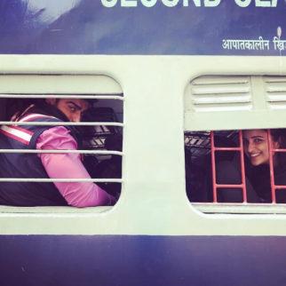 Check out Arjun Kapoor and Parineeti Chopra recreate Ishaqzaade train scene for Sandeep Aur Pinky Faraar