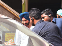 Check out Turban-clad Saif Ali Khan shoots for his Netflix show Sacred Games