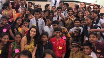 Here's how Shraddha Kapoor celebrated Children's Day in Mumbai (1)