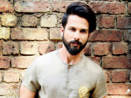 "I'll choose to be optimistic"" – Shahid Kapoor breaks silence on Padmavati controversy features"