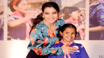 Kajol turns ambassador for Help A Child Reach 5 campaign