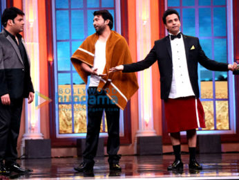 Kapil Sharma's special episode Oye Firangi for Sony