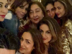 Kareena Kapoor Khan, Karisma Kapoor, the Arora sisters and others party hard-1