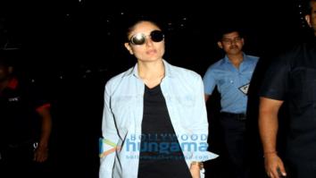 Kareena Kapoor Khan arrives in Mumbai from Phuket