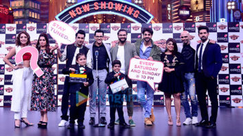 Launch of the new TV show 'Entertainment Ki Raat'