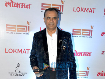 Celebs grace the Lokmat Maharashtra's 'Most Stylish of the Year Awards 2017'