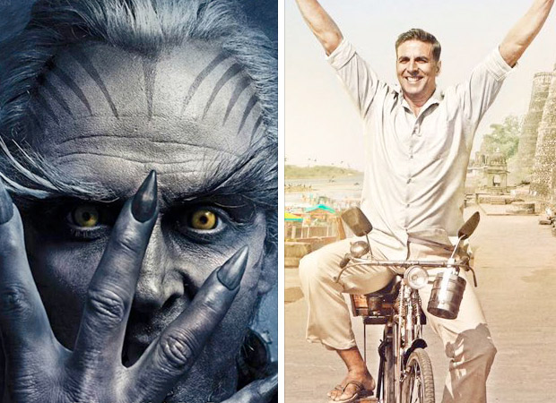 2.0 and Padman will NOT clash in Jan 2018, confirms Akshay Kumar