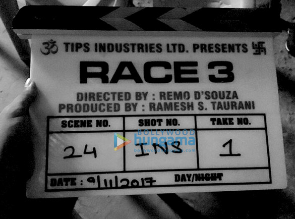 Image result for images from the sets of race 3