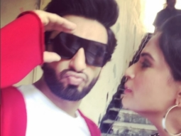 Ranveer Singh finds a quirky way