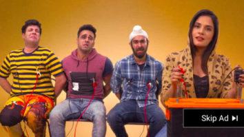 SHOCKING Richa Chadha 'electrocutes' Pulkit Samrat, Varun Sharma, Manjot Singh