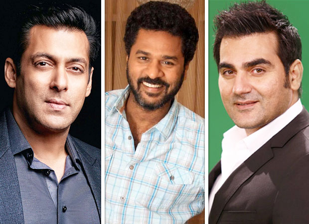 Salman Khan does a meeting with Prabhu Dheva and Arbaaz Khan for Dabangg 3