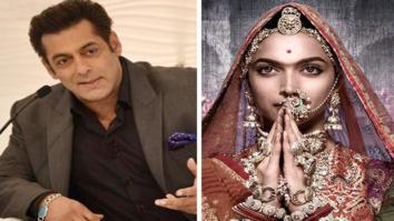 Salman Khan speaks up on Padmavati controversy and how Sanjay Leela Bhansali offended him at HT Leadership Summit 2017