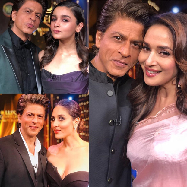 Shah Rukh Khan turns host for a show with Deepika Padukone, Kareena Kapoor Khan, Alia Bhatt, Katrina Kaif and Madhuri Dixit as guests (4)