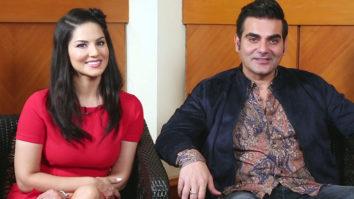 Sunny Leone & Arbaaz Khan's SUPERB rapid fire  Tera Intezaar