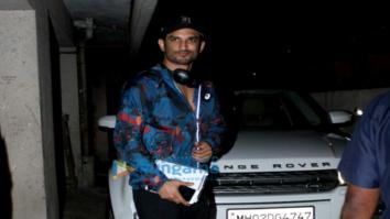 Sushant Singh Rajput snapped at Abhishek Kapoor's Office