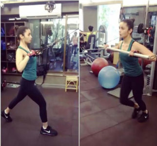 WATCH Alia Bhatt's body transformation with her intense workout regime will inspire you!