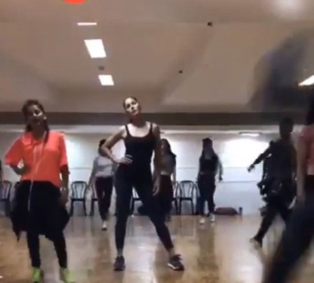 WATCH Katrina Kaif shows off some sick moves from rehearsals for Indian Super League