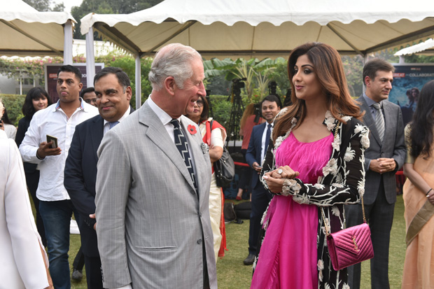 WOW! Check out Shilpa Shetty meeting Prince Charles and Camilla Parker Bowles in New Delhi (2)