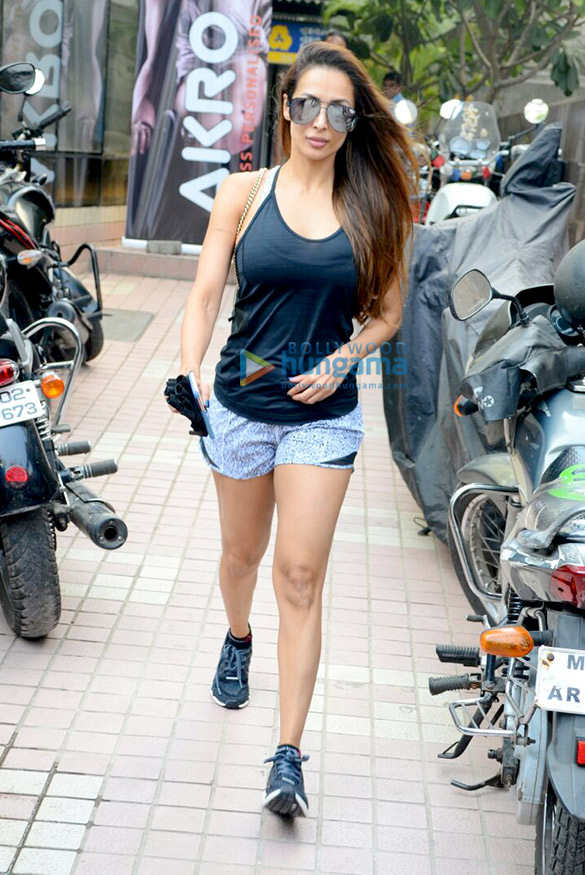 WOW! Malaika Arora looks super-hot in these post-gym session pictures