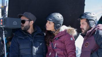 WOW! Salman Khan shoots in -22 degrees in Austria for Tiger Zinda hai