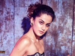 WOW! Taapsee Pannu poses seductively and confidently in this hot picture