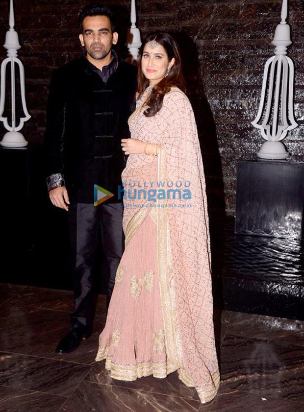 Zaheer Khan Marriage Videos Zaheer Khan and Sagari...