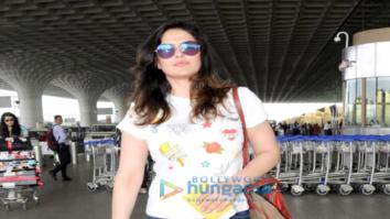 Zareen Khan, Kangana Ranaut and others snapped at the airport