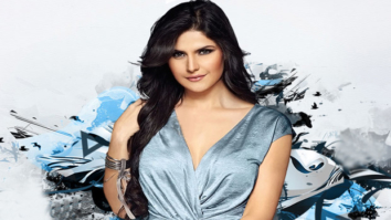 Zareen Khan gives tips on kissing scene