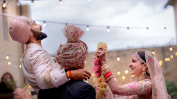 Anushka Sharma and Virat Kohli look royal in their traditional outfits in the first photos from their wedding in Italy!-02